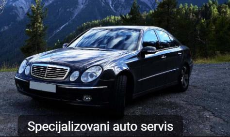 Specijalizovani auto servis