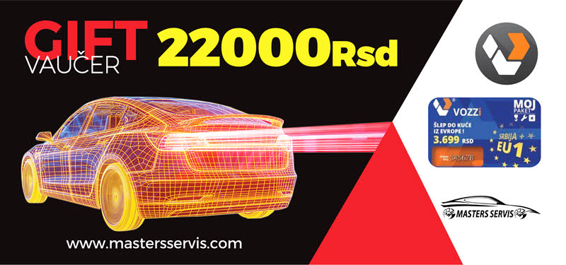 masters-servis-gift- kartice 22000 rsd